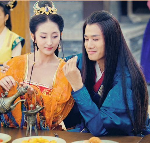 องค์หญิงหลันหลิง Princess Lan Ling 《兰陵王妃》2013-2014 part23