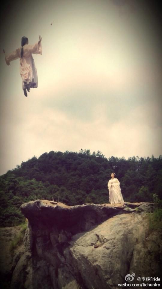 Hua Qian Gu《花千骨》2014 part22