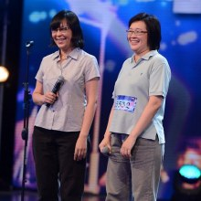 ป้าชมพู่ ป้าทับทิม 2 มนุษย์ป้าสุดน่ารัก จาก Thailand's Got Talent 4