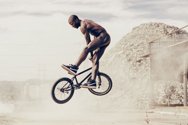Nigel Sylvester ไนเจิล ซิลเวสเตอร์ นักขี่่จักรยาน BMX