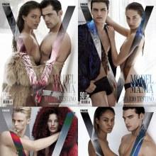 V Magazine : Model Mania