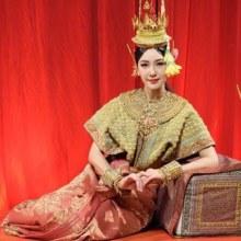 นุ่น-วรนุช  งาน  โขนพระราชทาน ศาสตร์และศิลป์ แผ่นดินไทย  เซ็นทรัลเอ็มบาสซี่