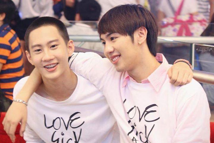 ปุณณ์ + โน่ คู่จิ้น Lovesick the series