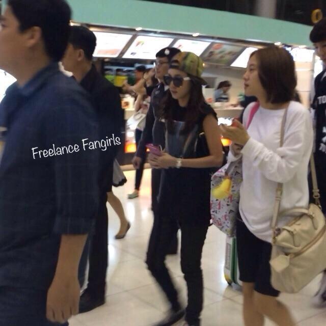 ป้าดา Dara 2NE1 ซุ่มเงียบมาเที่ยวไทย ก่อนคอนฯ Tofu Music Festival 2014