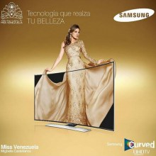 นางงาม Venezuela Presentor Samsung สวยมากกๆ