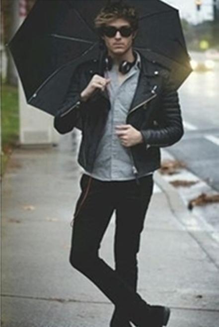 แฟชั่นผู้ชายหน้าฝน !