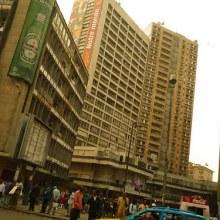 กรุงกินชาซา(Kinshasa) สาธารณรัฐประชาธิปไตยคองโก