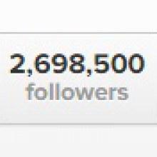 คิดว่า IG ของ อั้ม พัชราภา ตั้งเเต่ พราว ออนเเอร์จนจบ จะถึง 3 ล้านคนไหม?