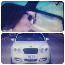 WOW..อั้ม พัชราภา ขับรถคัน 21 ล้านกว่าบาทเข้าฉาก พราวสวยเเละรวยมาก!!