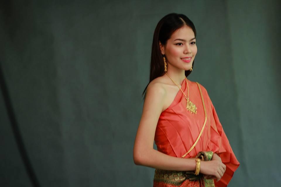 นางนพมาศงามอย่างไทย หัวใจเกษตร