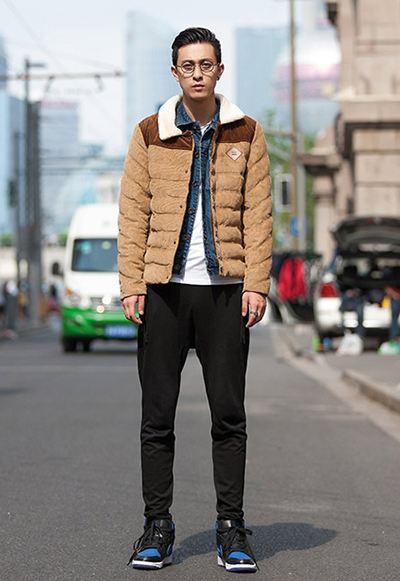 แฟชั่นผู้ชายหนาวๆ สไตล์เกาหลี