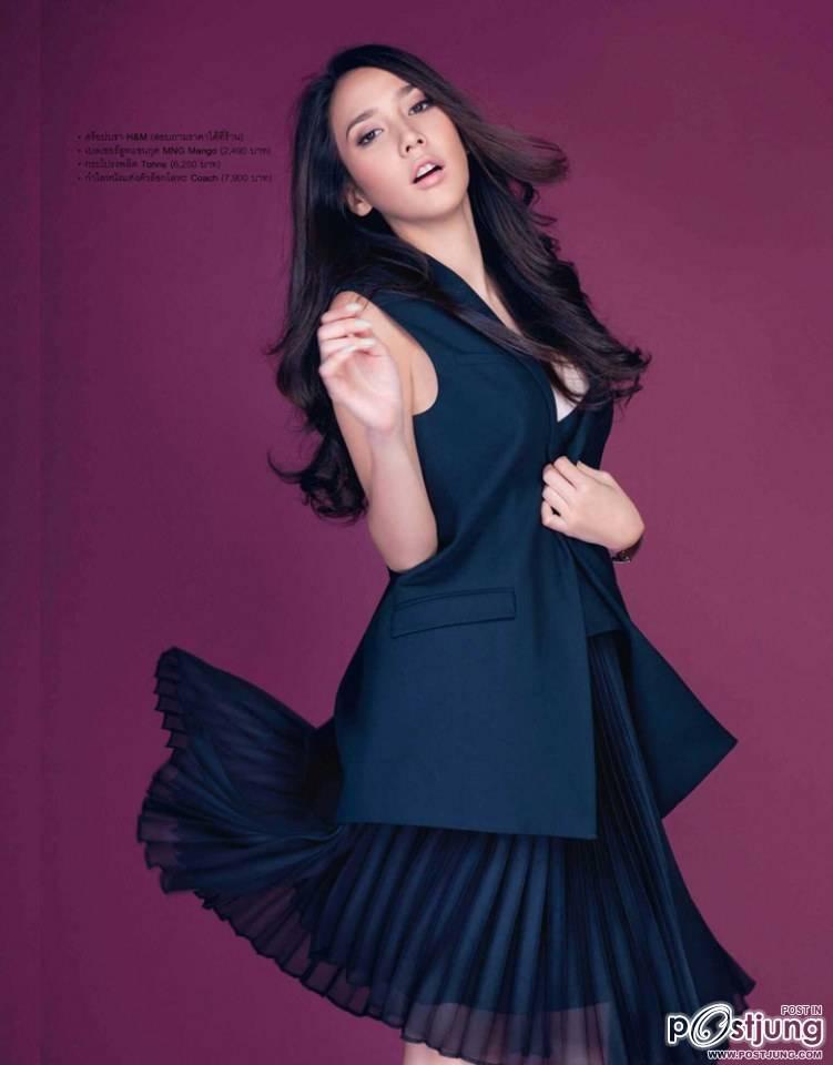 อั้ม พัชราภา @ Lemonade Magazine no.87 November 2014