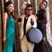 งาน star party tv star award 2014 คืนนี้  พราว  พี่จิ๋ม ทีวีสตาร์ ท็อป ดารณีนุช  Cover''