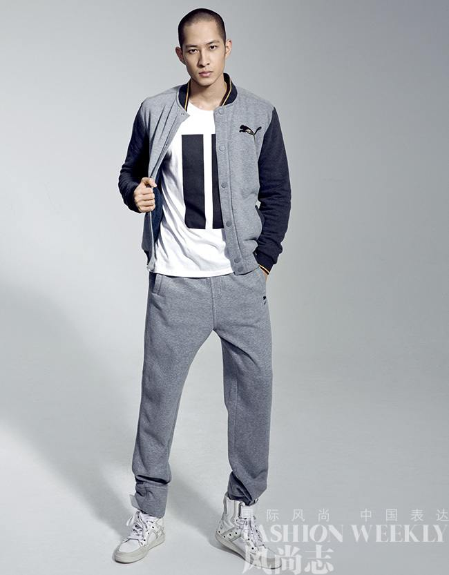 Luu Brothers @ Fashion weekly Magazine November 2014