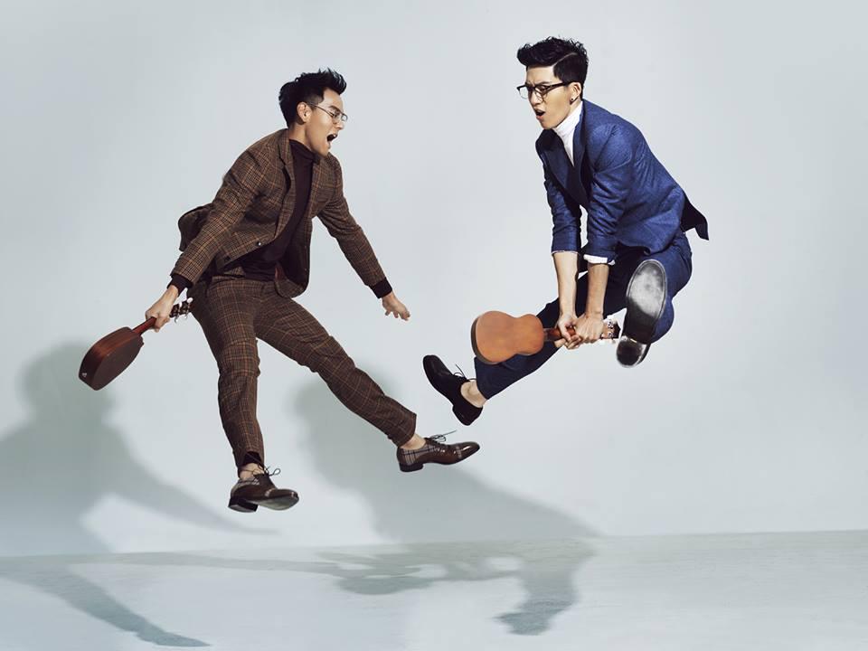 Eddie Peng & Jing Boran @ Famous Magazine November 2014