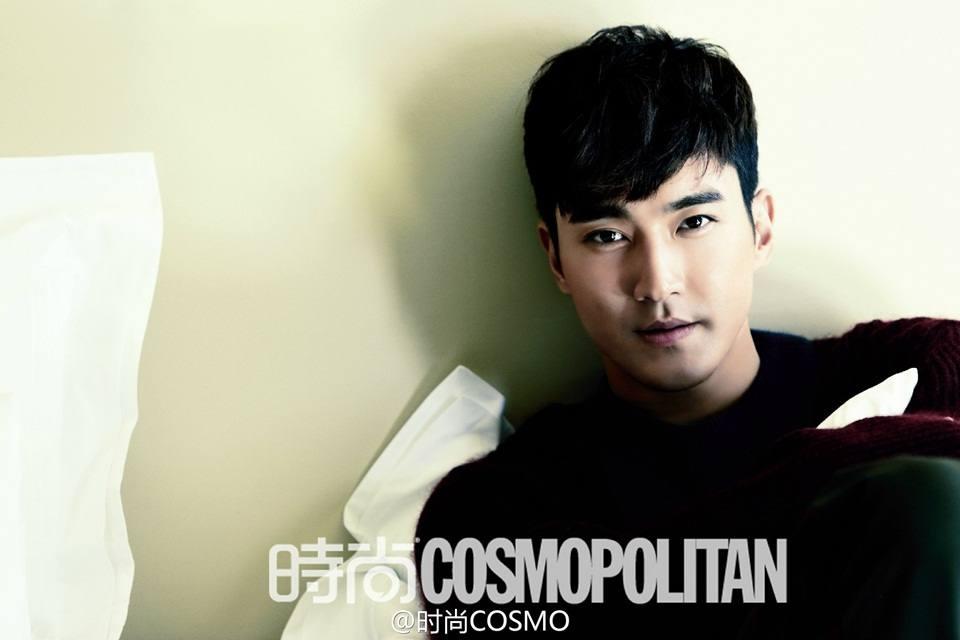 Si won @ Cosmopolitan China December 2014