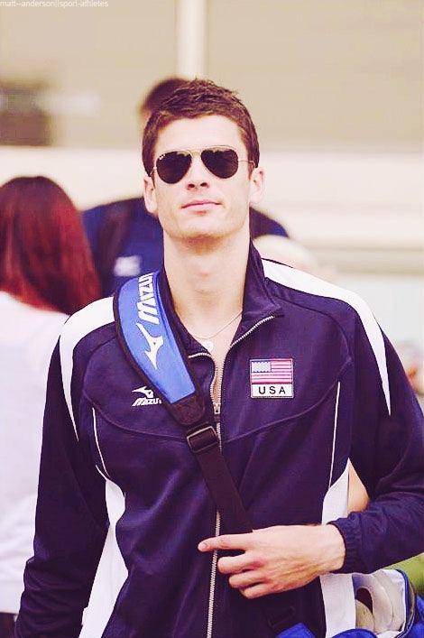Matt Anderson นักวอลเลย์บอล