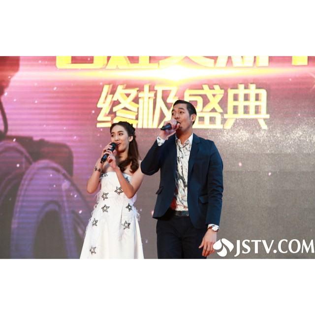 """Wow """"คู่จิ้นพันธุ์ข้าวเหนียว"""" เวียร์-มิน ละครช่อง 7 โกอินเตอร์กับการเดินสายโปรโมทละครที่เมืองจีน!!"""