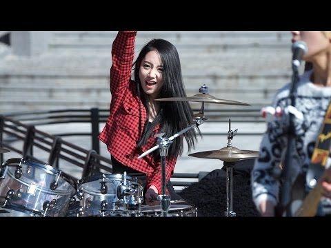 สาวเกาหลีเห็นแล้วอุ่นเลย