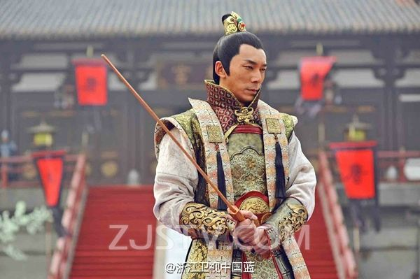 ตำนานจักรพรรตินีบูเช็กเทียน The Empress Of China《武则天》 2014 part61