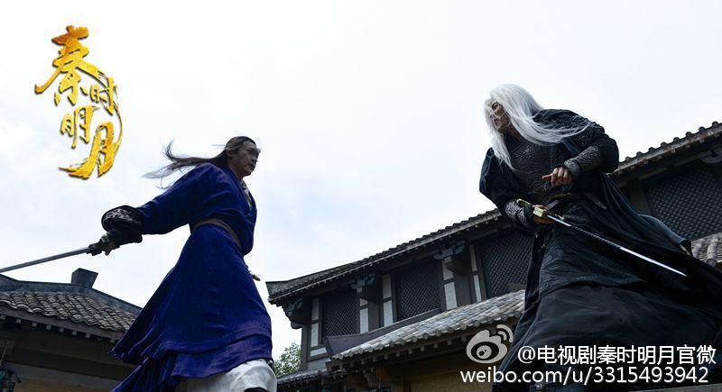 《秦时明月》 The Legend of Qin 2015 part11