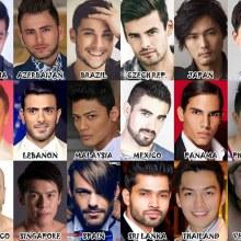 Mister Global 2015