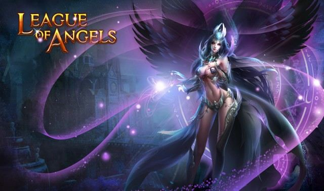 League of angel 2 เกมนางฟ้าในเฟสบุ๊คมันส์ๆ