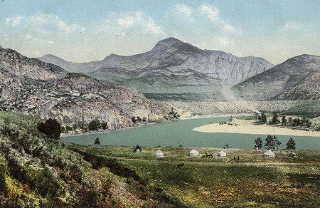 เทือกเขาอัลไตดินแดนบรรพบุรุษคนไทย