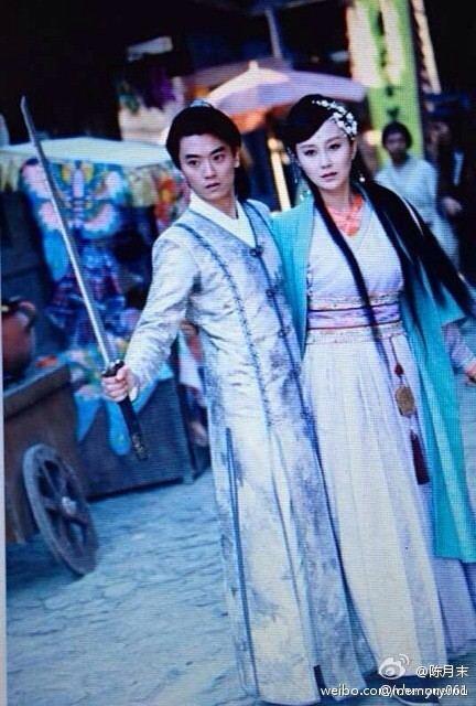《大宋女镖师》 Female bodyguard of Song Dynasty 2013-2014 part14