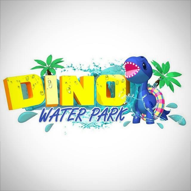 Logo Dino Water Park