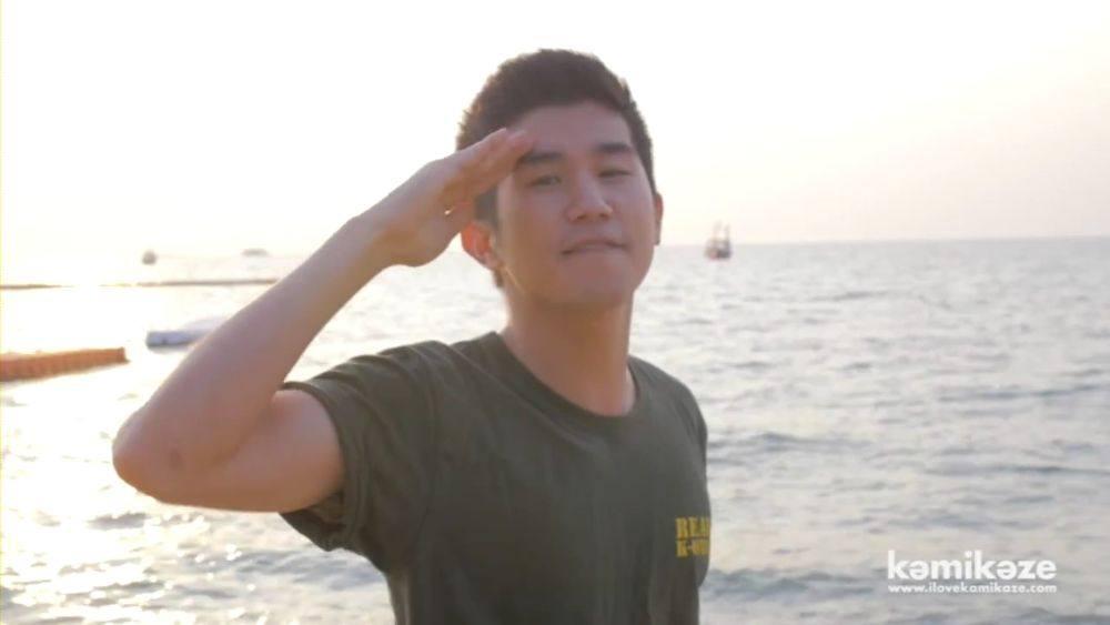 Popy K-otic in กามิติดมัน ตุงๆๆ ตอน ทหารเรือที่รัก ทาง Youtube: welovekamikaze