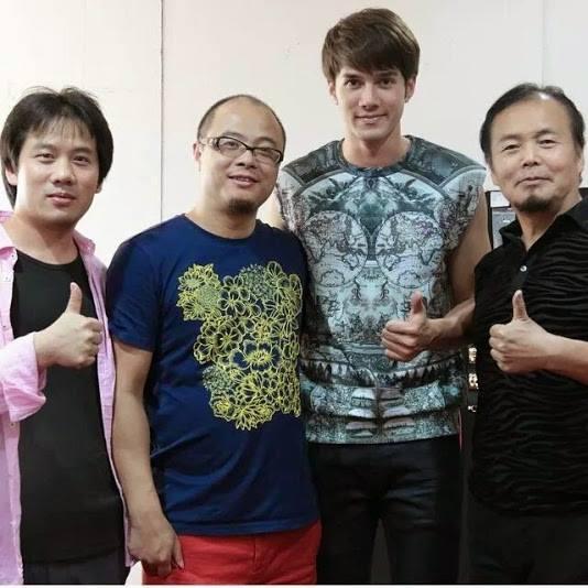 """""""มิกค์ ทองระย้า"""" พระเอกดาวรุ่งช่อง 7 โกอินเตอร์เล่นหนังจีนประกบคู่ 2 นางเอกสุดฮอต!!"""