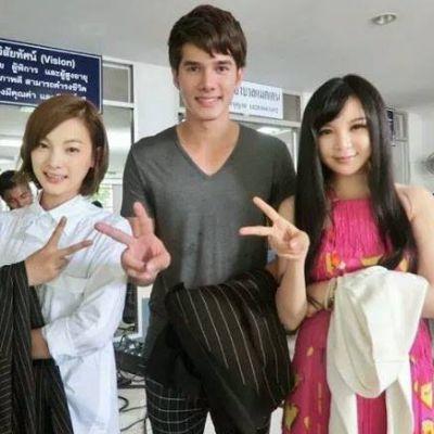 มิกค์ ทองระย้า  พระเอกดาวรุ่งช่อง 7 โกอินเตอร์เล่นหนังจีนประกบคู่ 2 นางเอกสุดฮอต!!