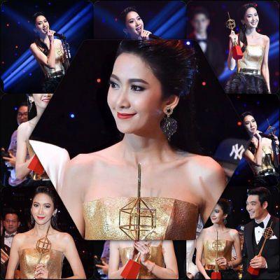 ชาวโซเชียล ชื่นชมหลัง!!  ยุ้ย จีรนันท์  คว้ารางวัลนักแสดงนำหญิง โทรทัศน์ทองคำ!!