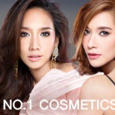 7 สาว พรีเซนเตอร์ เครื่องสำอางค์อันดับ 1 ของไทย Misstine 2015!!
