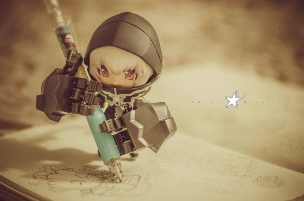 กองทัพ Nendoroid มาถล่ม Postjung!!!!