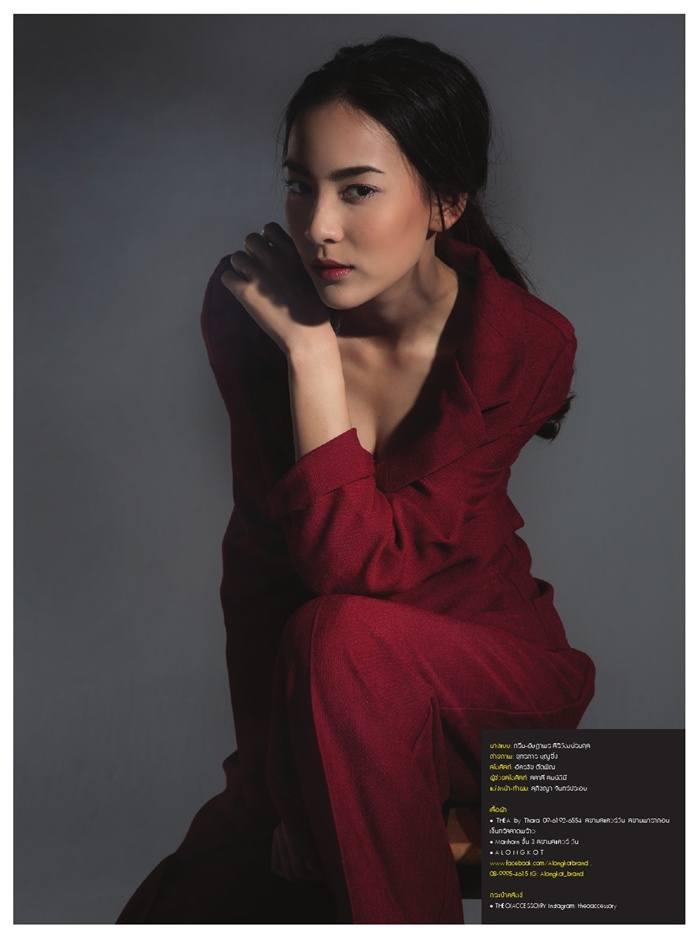 กรีน อัษฎาพร @ BaNANA Magazine issue 18 June 2015