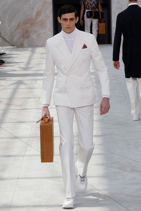Louis Vuitton Mens Spring 2015