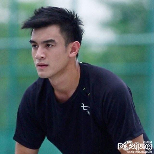 """แซ่บเวอร์ """"ตีโต้""""นักกีฬากระโดดไกลทีมชาติไทย"""