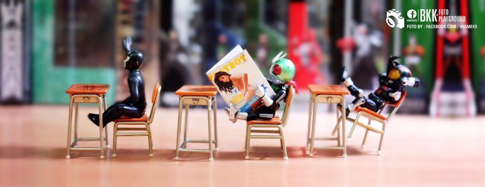 รูปถ่ายโมเดลสวยๆ ฝีมือคนไทย ภาค 2
