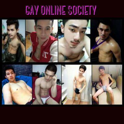 หนุ่มหล่อจาก Gay Online Society vl.1