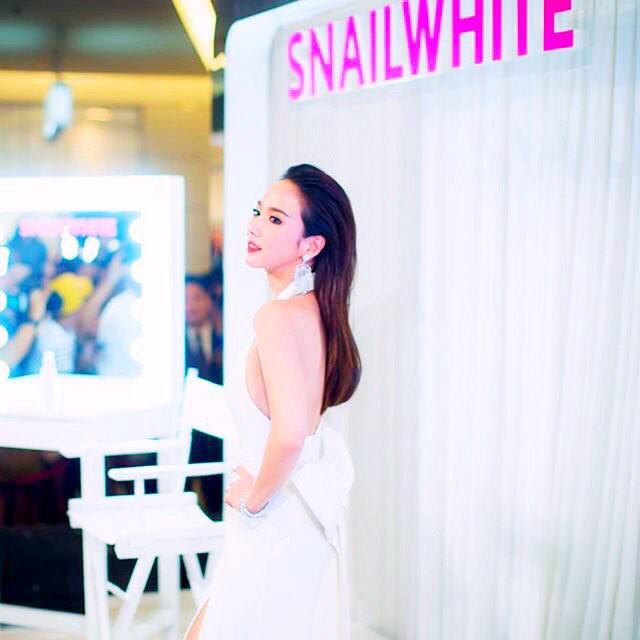 อั้ม & พลอย สวยเจิด เลอค่า ปังมาก @Snail White สยามพารากอน