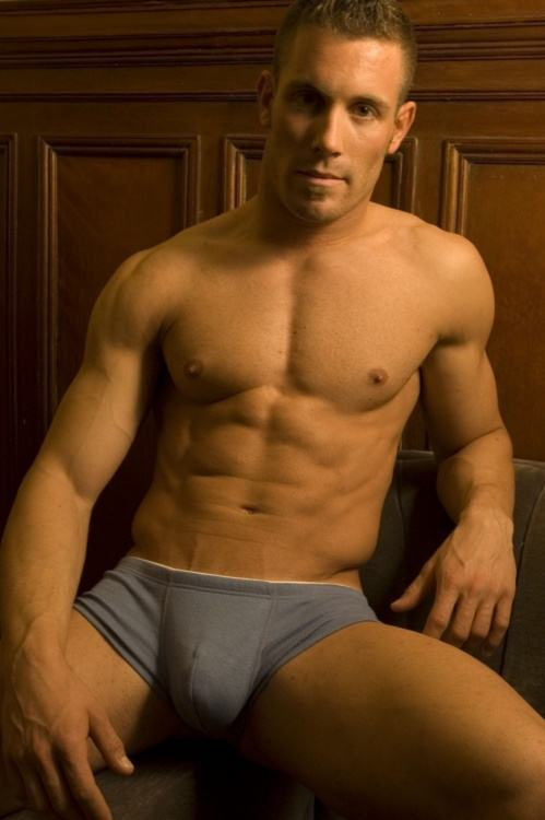 Hot Guy in Underwear 6