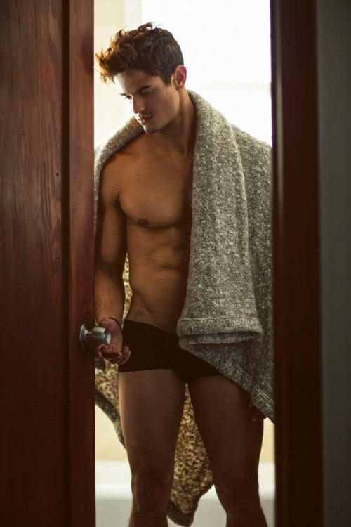 Hot Guy in Underwear 7