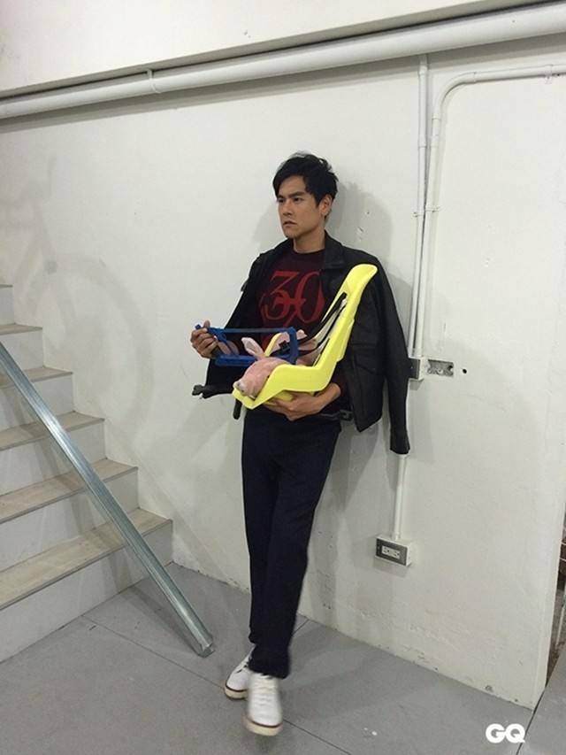 Eddie Peng @ GQ Taiwan August 2015