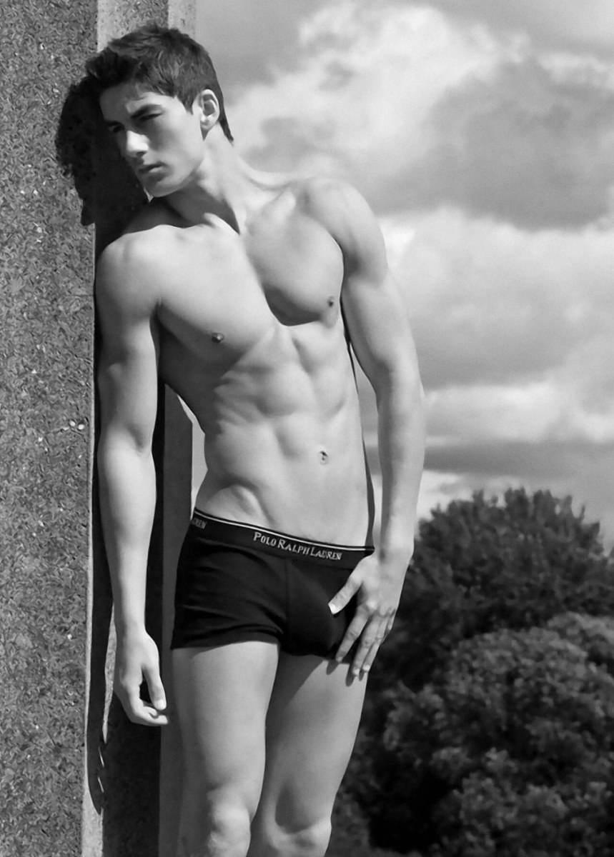 Hot Guy in their underwear