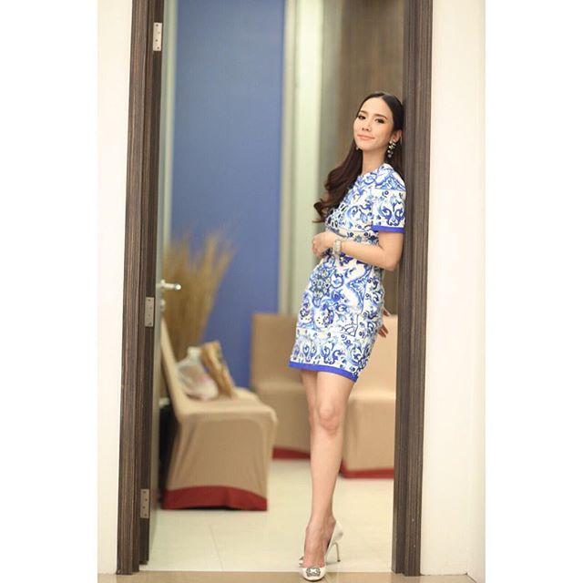 อั้ม พัชราภา สวย ปัง @KTB Precious Plus Grand Opening