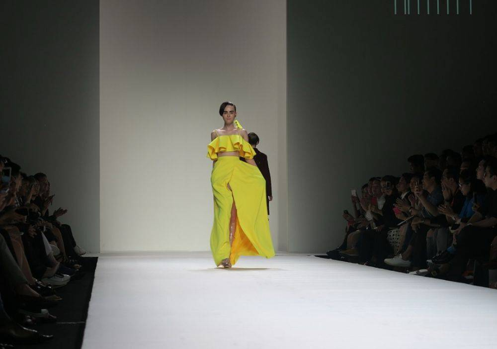 OPEN SHOW THE ULTIMATE ELLE FASHION WEEK THAILAND 2015