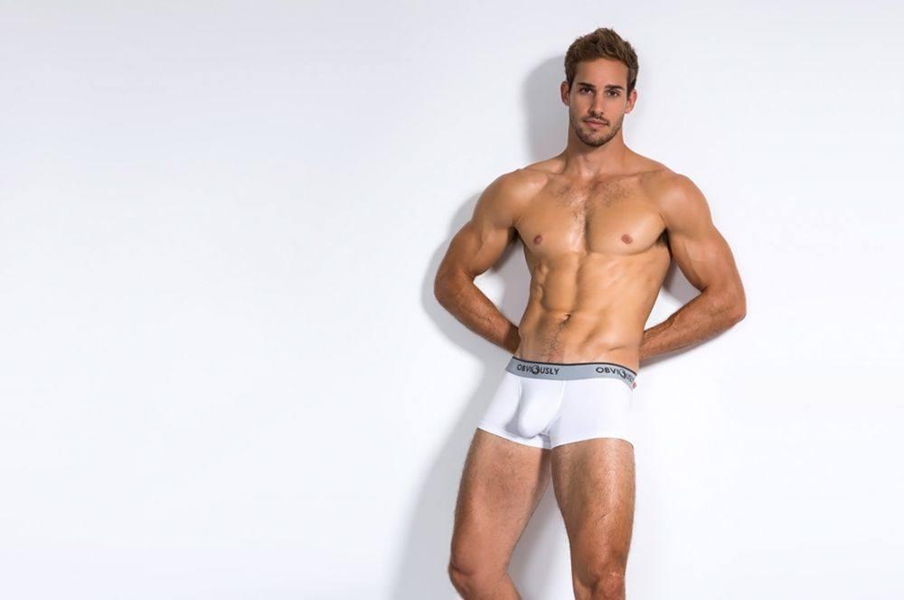 Hot guy in underwear 3