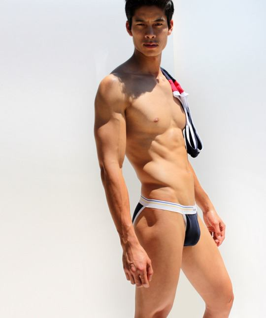 Hot guy in underwear 8
